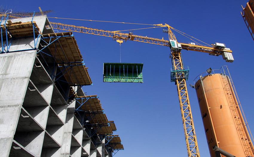 پروژه انبوه سازی مسکن مهر یزد