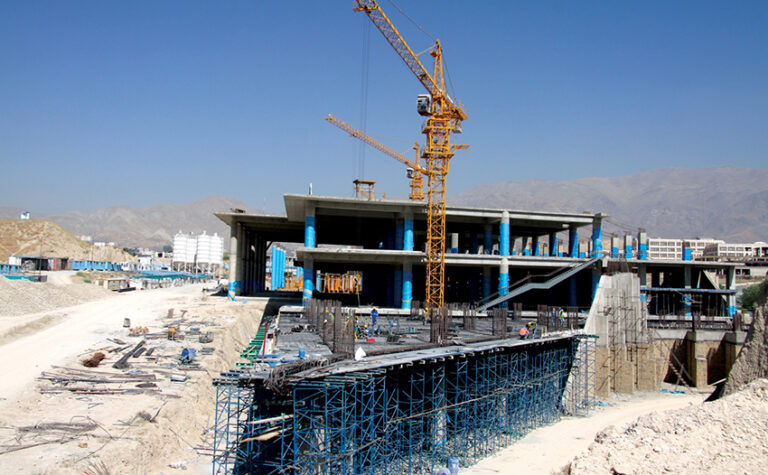 پروژه باغ کتاب تهران