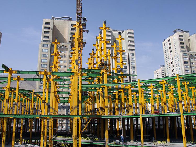 مزایای استفاده سازه فلزی-1
