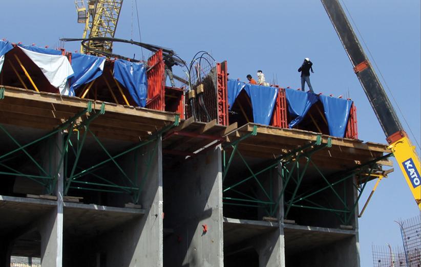 مزایای قالبهای تونل فرم