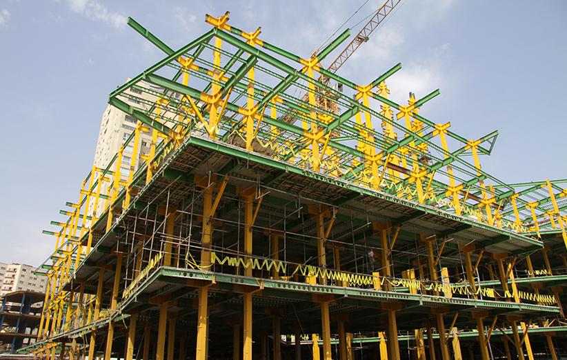 مزایای استفاده از سازه فلزی