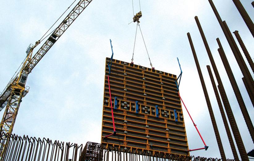 راهکارهای کاهش هزینه قالب بندی در سازه های فلزی و بتنی