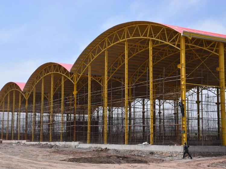 راهکارهای کاهش هزینه قالب بندی در سازه های فلزی و بتنی-2