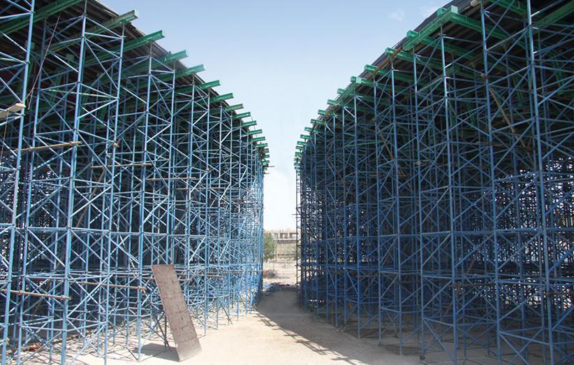 داربستهای ساخت و ساز
