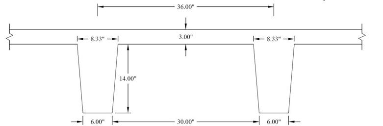 قالب سقف وافل-1