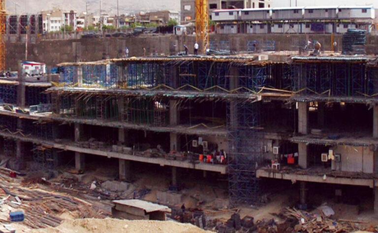 پروژه تجاری و تفریحی تهران مال