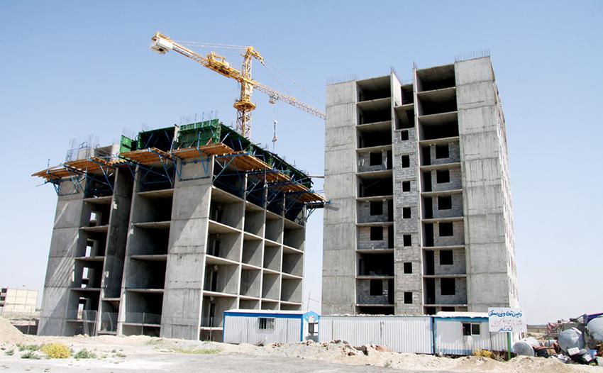 پروژه 330 واحدی تعاونی مسکن شهرداری اسلامشهر-واوان