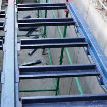 سیستم قالب بندی سقف های بتنی SK